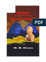 Brahman the Discovery of the God of Abraham