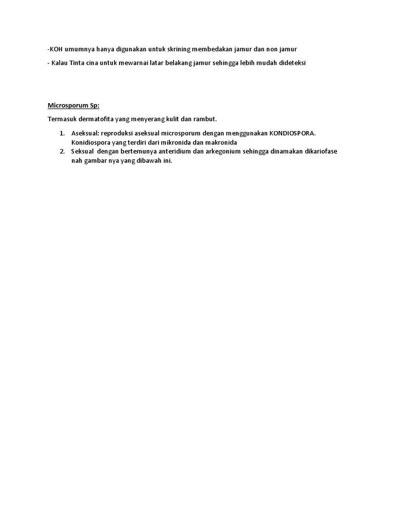 Mikrobiologi Jamur
