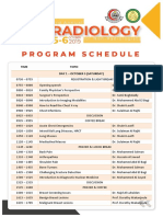 3rd Annual Radiology for Non-Radiologists (5-6 Oct 2019)