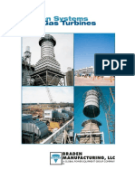 Braden Systems for Gas Turbines