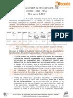 ECDF informe