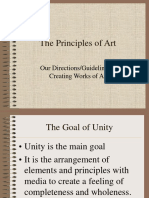 The Principles of Art (2)