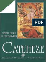 Sf. Chiril Al Ierusalimului - Cateheze