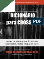 Diciona Rio Para CrossFit Kamon CrossFit Do Scale Ao RX v2.4