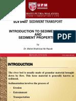 Lecture1 Sediment Properties