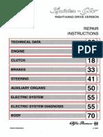 Repair Instructions RHD1