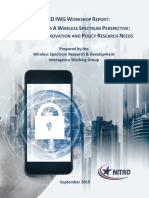 Security from a Wireless Spectrum Perspective