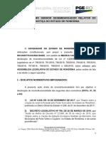Petição Inicial - Adi - Unidades de Conservação