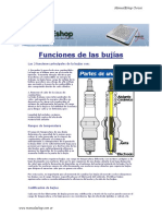 Funciones de la bujias