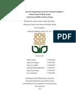 Pengaruh Pelatihan dan Pengembangan Karyawan Terhadap Peningkatan  Jumlah Nasabah di Bank Syariah (Studi Kasus di BPRS Al Mabrur Klaten)