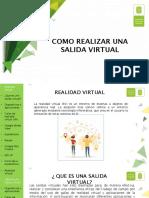 Tutorial Salida Virtual