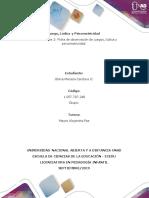 Formato Para La Elaboración de La Ficha de Observación