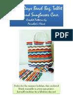 Crochet Tablet Cosy
