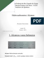 HIdrocarbonetos_Alcanos