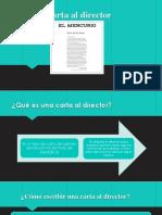 Carta Al Director