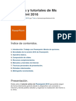 Manual Ms Powerpoint 2016