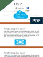 Public Cloud Final