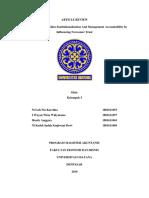 Article Review SAP 4 Kelompok 5