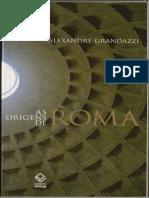 3.1 - GRANDAZZI - As Origens de Roma (1)