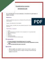 Monografia Procedimientos Invasivos y No Invasivos