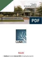 LUMION 8 Presentation