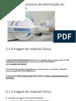 3.2. Triagem de Material Clínico PDF