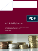 2018 01-24-26th Subsidy Report Summary Download
