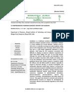 A COMPREHENSIVE PHARMACOGNOSTIC REPORT ON VALERIAN