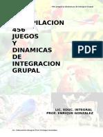 500 Dinamicas de Integracion Grupal
