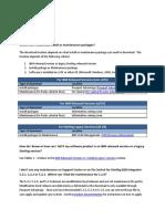 Fa q and Process Document