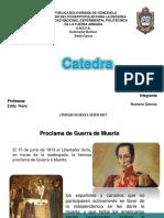 Exposicion de Catedra 14-05