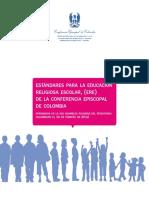 Estandares para la Educacion Religiosa Escolar-2012.pdf