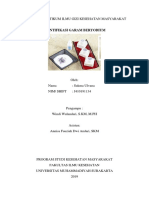 Identifikasi Garam Yodium