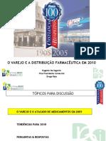 O Varejo e a Distribuição Farmacêutica Em 2010_I Forum IBOPE_Droga Raia