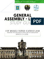 Study Guide GA