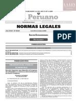 D.S.N-165-2019-PCM