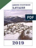Calendario Di Clavais 2019