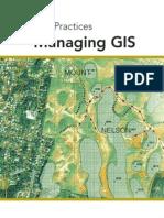 Managing GIS
