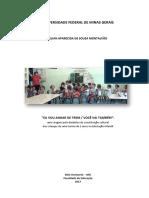 UFMG13_2017_Uma Viagem Pela Dinâmica de Constituição Cultural Das Crianças de Uma Turma de 3 Anos Na Educação Infantil