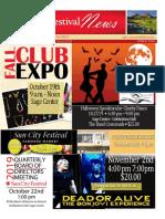 SCF October 2019 Newsletter