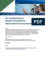 CIO Considerations for MA Framework_Whitepaper