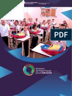 Orientaciones educativas 2019-2020