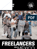 Freelancers en México Rory Peck Trust (2008)