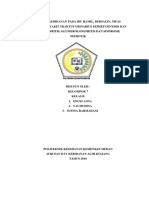 250143258 MAKALAH ASKEB IV Infeksi Traktus Urinarius Pada Kehamilan Dan Persalinan Docx