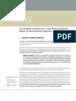 L2 - El Cambio Climatico y Sus Implicancias Para La Inversion Publica (1)