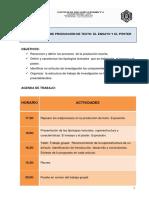 Material Taller - Textos Académicos
