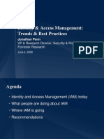 Identity Management Trends Best Practices NYC