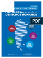 Informe Medio Termino Sdh 2019