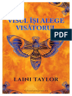 Laini Taylor - [Strange the Dreamer] #1 Visul Își Alege Visătorul (v1.0)