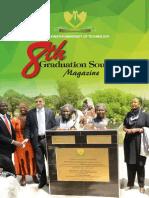 8th Graduation Magazine